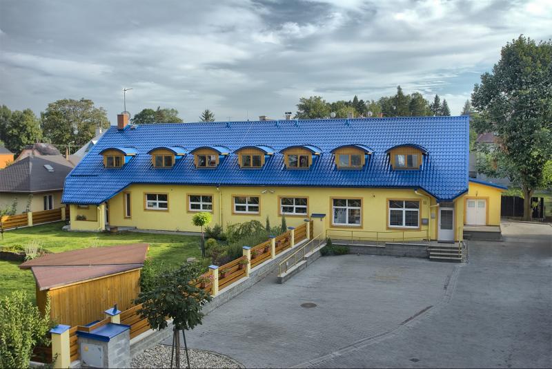 Rok 2006, budova tiskárny po kompletní rekonstrukci